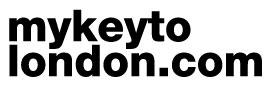 Logo mykeytolondon