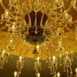Ritz Hotel Chandelier