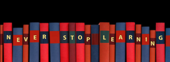 Ne­ver Stop Learning part two
