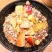 Porridge Frühstück im 26 Grains