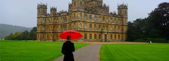 Auf den Spuren von Downton Abbey